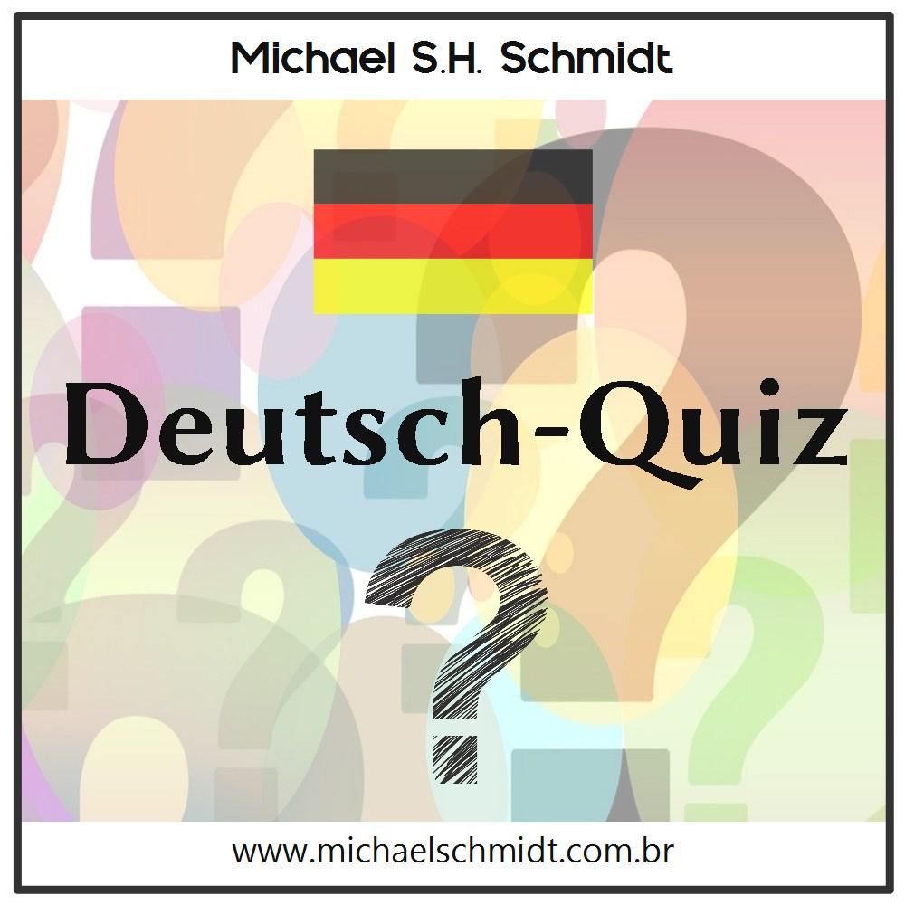 German Quiz Online excercices
