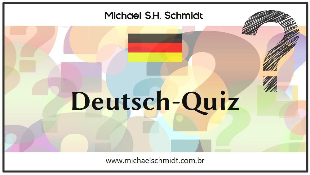 Image for Deutsch-Quiz