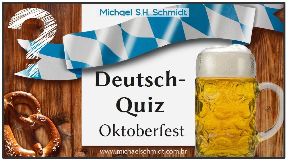 Banner Deutsch-Quiz Spezial Oktoberfest