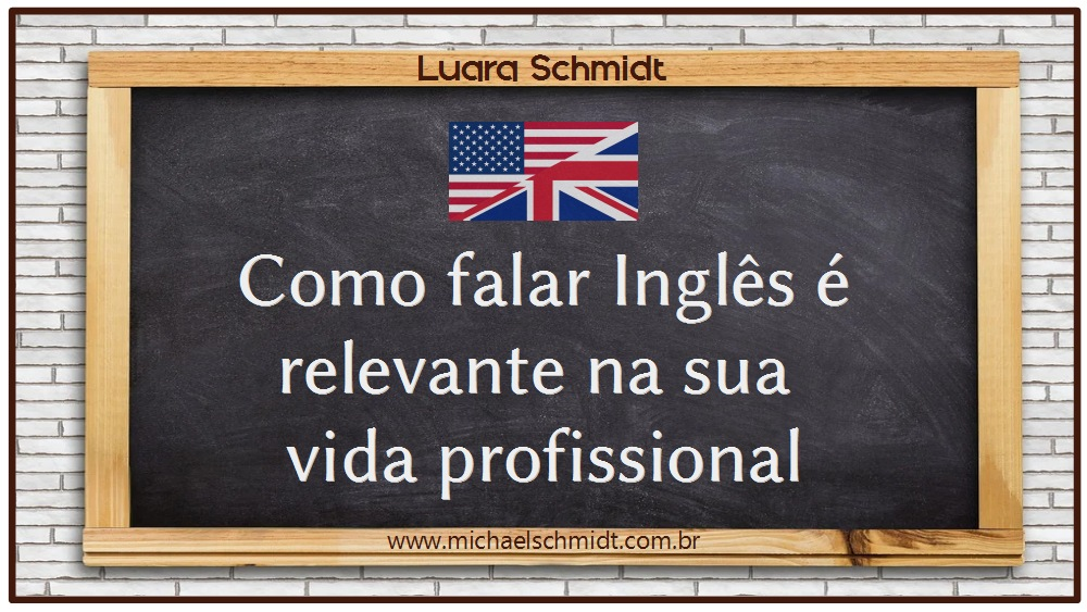 Banner Como Inglês é relevante Para Vida Professional